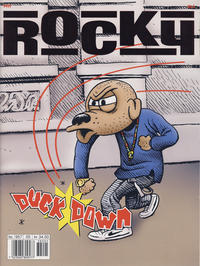 Cover Thumbnail for Rocky (Bladkompaniet / Schibsted, 2003 series) #5/2003