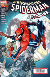 Cover Thumbnail for Spiderman (Panini España, 2006 series) #81