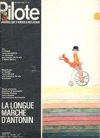 Cover Thumbnail for Pilote (Dargaud, 1960 series) #574