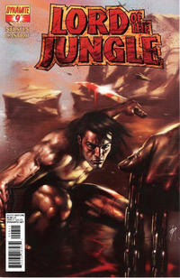 Cover Thumbnail for Lord of the Jungle (Dynamite Entertainment, 2012 series) #9 [Cover A]