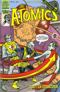 Cover Thumbnail for The Atomics (Organic Comix, 2002 series) #4A