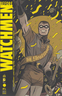 Cover Thumbnail for Before Watchmen (Urban Comics, 2013 series) #1A