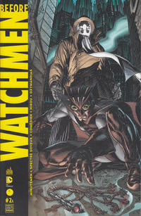 Cover Thumbnail for Before Watchmen (Urban Comics, 2013 series) #2