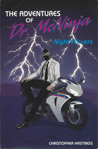 Cover Thumbnail for The Adventures of Dr. McNinja (Dark Horse, 2011 series) #1 - Night Powers