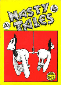 Cover Thumbnail for Nasty Tales (Meep Comix Group, 1971 ? series) #4