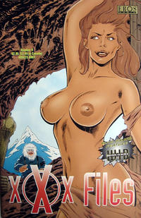 Cover Thumbnail for XXX Files (Fantagraphics, 1998 ? series) #4