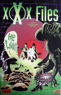 Cover Thumbnail for XXX Files (Fantagraphics, 1998 ? series) #3