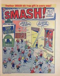 Cover Thumbnail for Smash! (IPC, 1966 series) #2