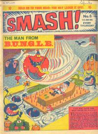 Cover Thumbnail for Smash! (IPC, 1966 series) #6