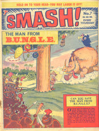 Cover Thumbnail for Smash! (IPC, 1966 series) #7