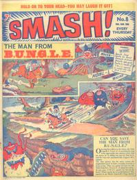 Cover Thumbnail for Smash! (IPC, 1966 series) #8