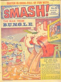 Cover Thumbnail for Smash! (IPC, 1966 series) #10