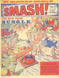 Cover Thumbnail for Smash! (IPC, 1966 series) #9