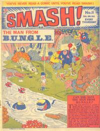 Cover Thumbnail for Smash! (IPC, 1966 series) #11