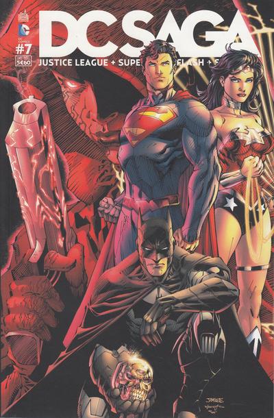 Cover for DC Saga (Urban Comics, 2012 series) #7