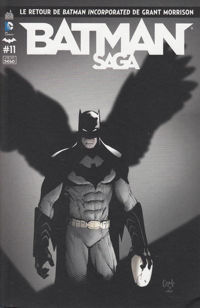Cover for Batman Saga (Urban Comics, 2012 series) #11