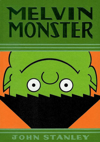 Cover for Melvin Monster (Drawn & Quarterly, 2009 series) #2