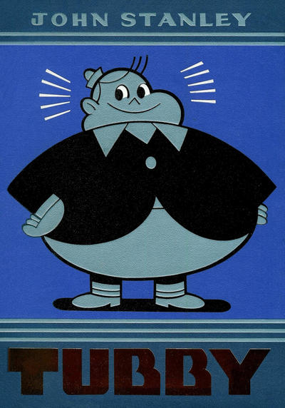 Cover for Tubby (Drawn & Quarterly, 2010 series) #1
