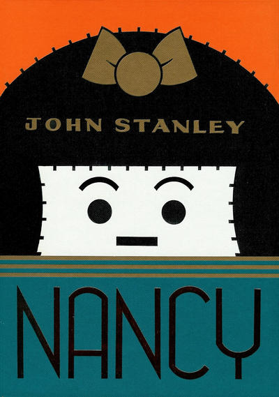 Cover for Nancy: The John Stanley Library (Drawn & Quarterly, 2009 series) #1