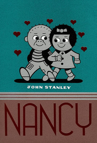 Cover for Nancy: The John Stanley Library (Drawn & Quarterly, 2009 series) #4