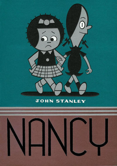 Cover for Nancy: The John Stanley Library (Drawn & Quarterly, 2009 series) #2