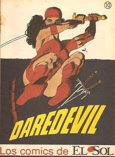 Cover for Los Comics de El Sol (Planeta DeAgostini, 1990 series) #10