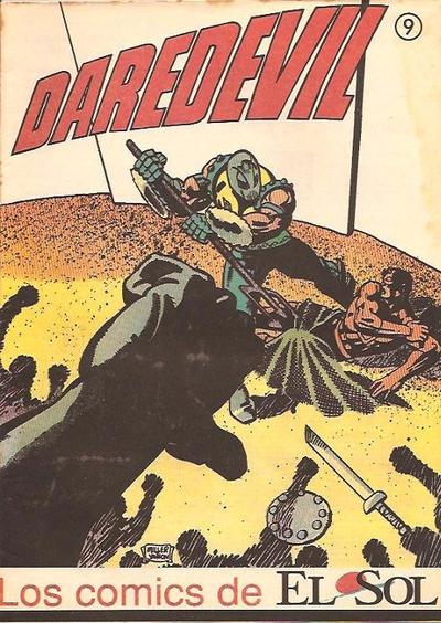 Cover for Los Comics de El Sol (Planeta DeAgostini, 1990 series) #9