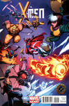 Cover Thumbnail for X-Men (2013 series) #1 [X-Men 50th Anniversary Variant by Joe Madureira]
