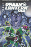 Cover for Green Lantern Saga (Urban Comics, 2012 series) #7
