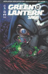 Cover for Green Lantern Saga (Urban Comics, 2012 series) #9