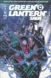 Cover for Green Lantern Saga (Urban Comics, 2012 series) #10