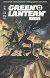 Cover for Green Lantern Saga (Urban Comics, 2012 series) #12