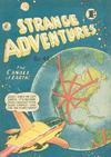 Cover for Strange Adventures (K. G. Murray, 1954 series) #43