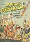 Cover for Strange Adventures (K. G. Murray, 1954 series) #41