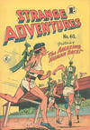 Cover for Strange Adventures (K. G. Murray, 1954 series) #40