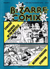 Cover for Bizarre Comix (Bélier Press, 1975 series) #9 - Duchess of the Bastille; Bizarre Museum