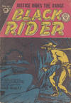 Cover for Black Rider (Horwitz, 1954 series) #15