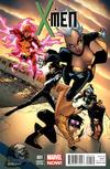 Cover Thumbnail for X-Men (2013 series) #1 [Phantom Variant by Humberto Ramos]