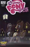 Cover Thumbnail for My Little Pony: Friendship Is Magic (2012 series) #2 [Cover RE - Midtown Comics]