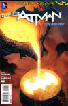 Cover Thumbnail for Batman (2011 series) #22 [Direct Sales]