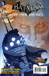 Cover for Batman: Arkham Unhinged (DC, 2012 series) #16