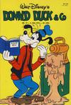 Cover for Donald Duck & Co (Hjemmet / Egmont, 1948 series) #19/1976