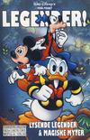 Cover for Donald Duck Tema pocket; Walt Disney's Tema pocket (Hjemmet / Egmont, 1997 series) #[59] - Legender!