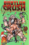 Cover for Babylon Crush: A Babylon Bondage Christmas (Boneyard Press, 1998 series) #1 [Nude]