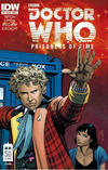 Cover Thumbnail for Doctor Who: Prisoners of Time (2013 series) #6 [Cover B - Dave Sim]