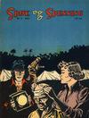 Cover for Spøk og Spenning (Oddvar Larsen; Odvar Lamer, 1950 series) #11/1952