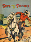 Cover for Spøk og Spenning (Oddvar Larsen; Odvar Lamer, 1950 series) #17/1952