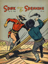 Cover for Spøk og Spenning (Oddvar Larsen; Odvar Lamer, 1950 series) #19/1952