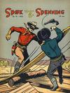 Cover for Spøk og Spenning (Oddvar Larsen; Odvar Lamer, 1950 series) #19/1952