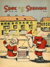 Cover for Spøk og Spenning (Oddvar Larsen; Odvar Lamer, 1950 series) #20/1952